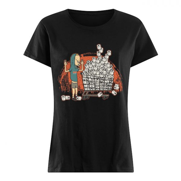 I Need TP For My Bunghole Shirt Classic Women's T-shirt