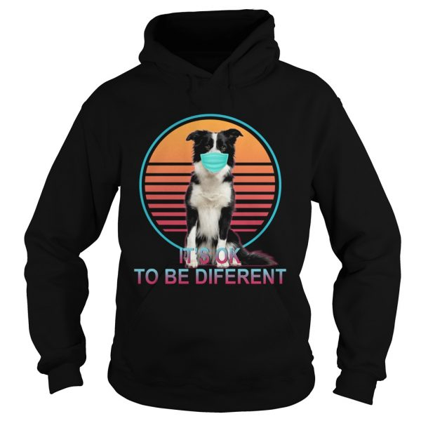 Its Ok To Be Different  Hoodie