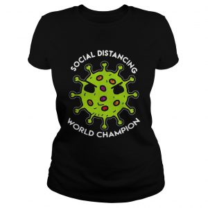 Virus social distancing world champion  Classic Ladies