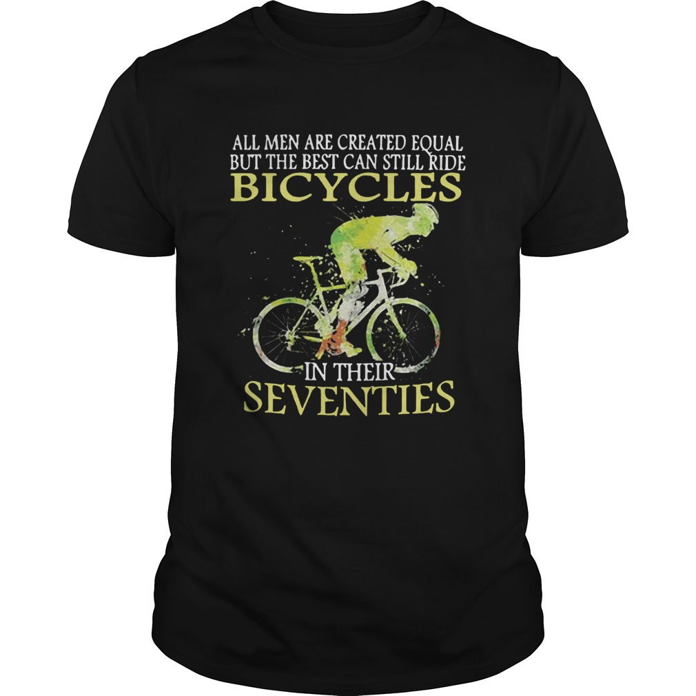Equal Cycling Seventies  Unisex