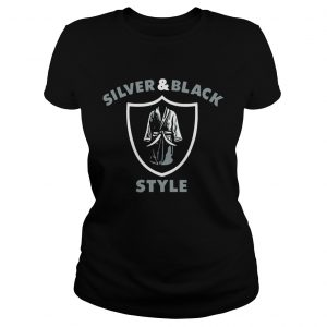 Henry Ruggs Iii Raiders Silver And Black Style  Classic Ladies