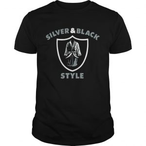 Henry Ruggs Iii Raiders Silver And Black Style  Unisex