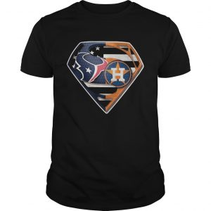 Houston texans vs houston astros diamond american flag  Unisex