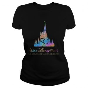 Walt Disney World 50th Anniversary 19702020 The Worlds Most Magical Celebration  Classic Ladies