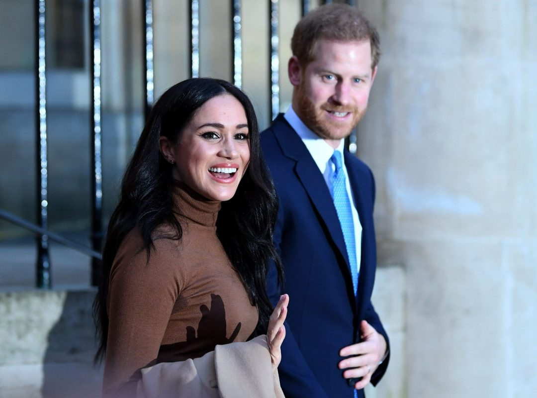 The Queen Confirms Prince Harry and Meghan Markle Will Move to Canada