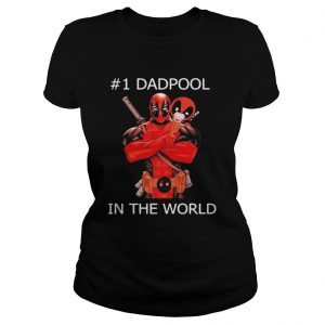 1 Dadpool in the world  Classic Ladies