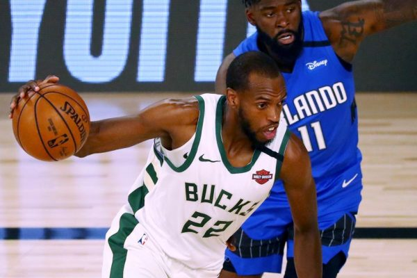 Milwaukee Bucks Supporting Cast Disappears In Shocking Game 1 Loss To Orlando Magic