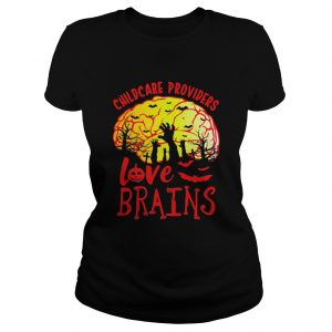 Childcare Providers Love Brains  Classic Ladies