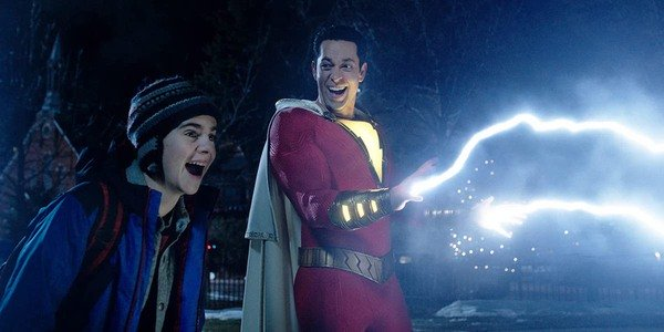 Shazam! Director Jokes About Sequels Delay With A Logo