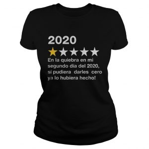 Welp 2020 year bad one star rating  Classic Ladies