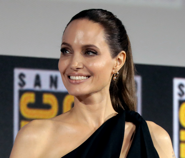 Angelina Jolie Says She Enjoys Her Quarantine With Her 6 Kids We're All There