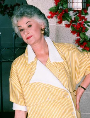 The Golden Girls TVs feelgood fashion icons