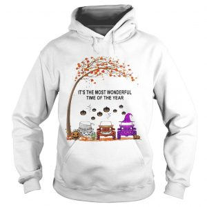 Jeep Is The Most Wondrful Time Of The Year Halloween  Hoodie