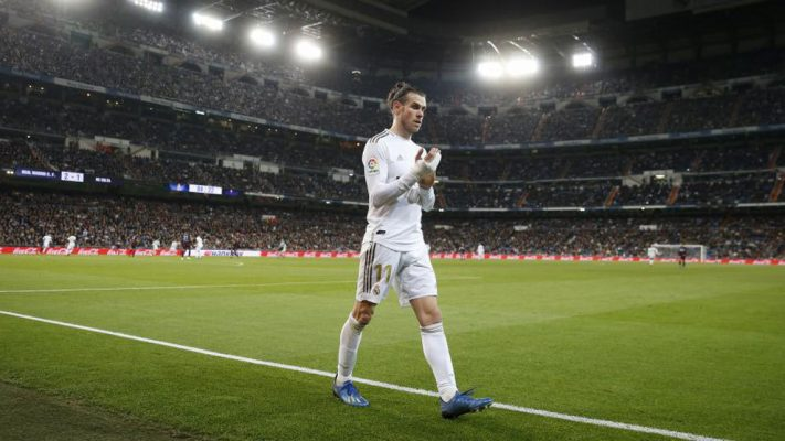 Jonathan Barnett We are talking to Madrid and Tottenham Its where Bale wants to be