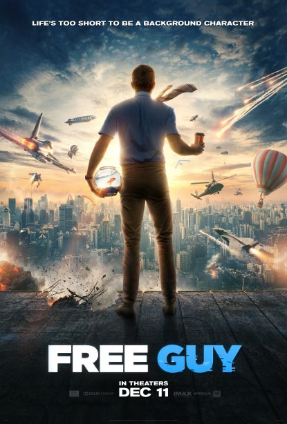 New Trailer Debuts for Free Guy from 20th Century Studios