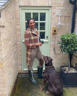 the unexpected return of the wellington boot