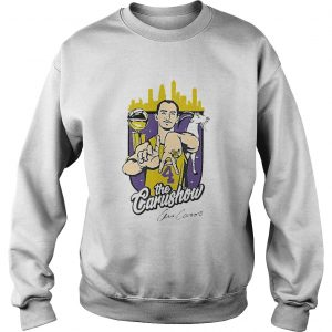 Alex Caruso Los Angeles Lakers The Carushow  Sweatshirt