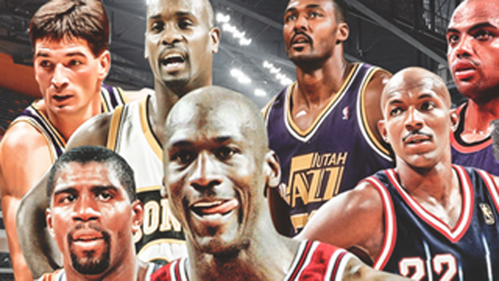 Degrades Michael Jordan He never played superstars in the Finals LeBron did
