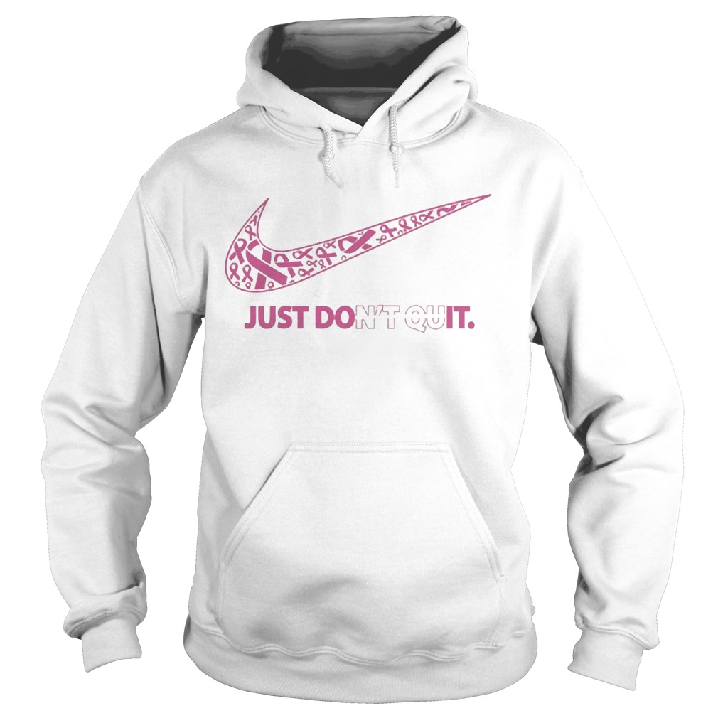 Nike Just Dont Quit  Hoodie