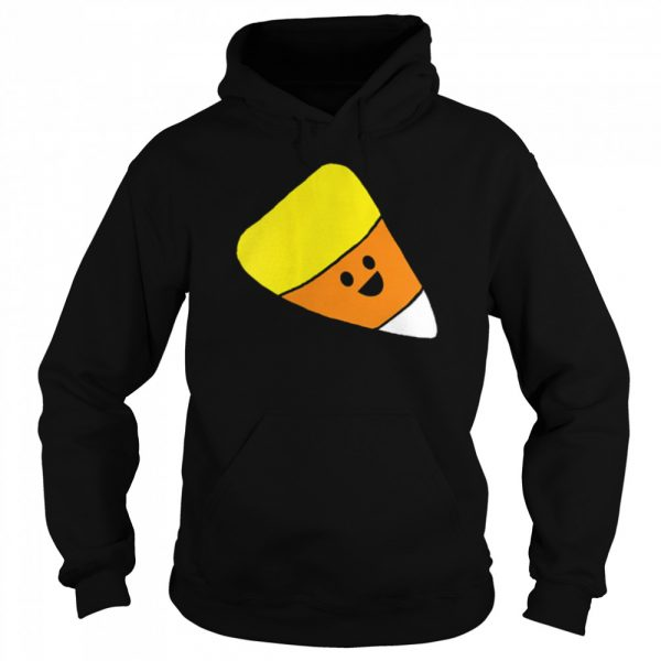 Smiling candy corn  Unisex Hoodie