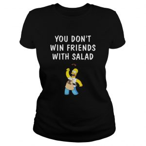 You Dont Win Friends With Salad Simpsons  Classic Ladies