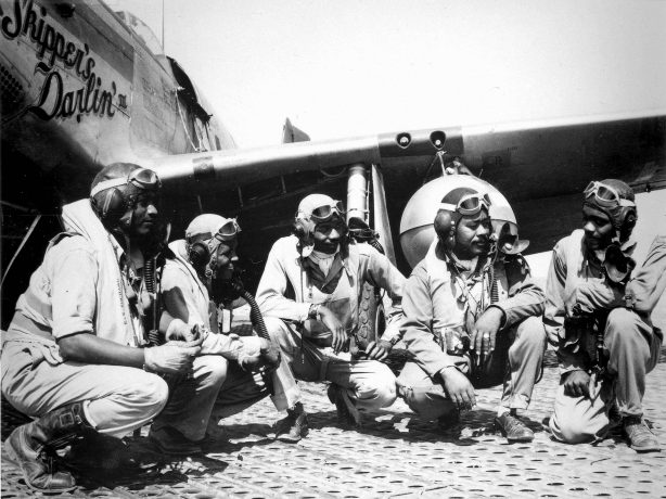 New Educational Initiative from Lucasfilm Celebrates the Tuskegee Airmen