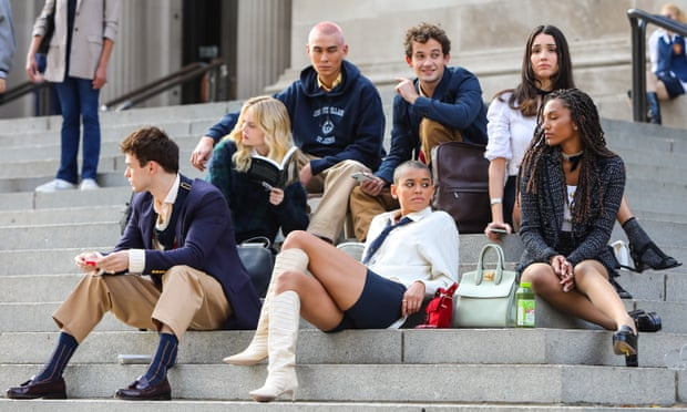 Prep talk yindies revive 80s Wall Street look for generation Z