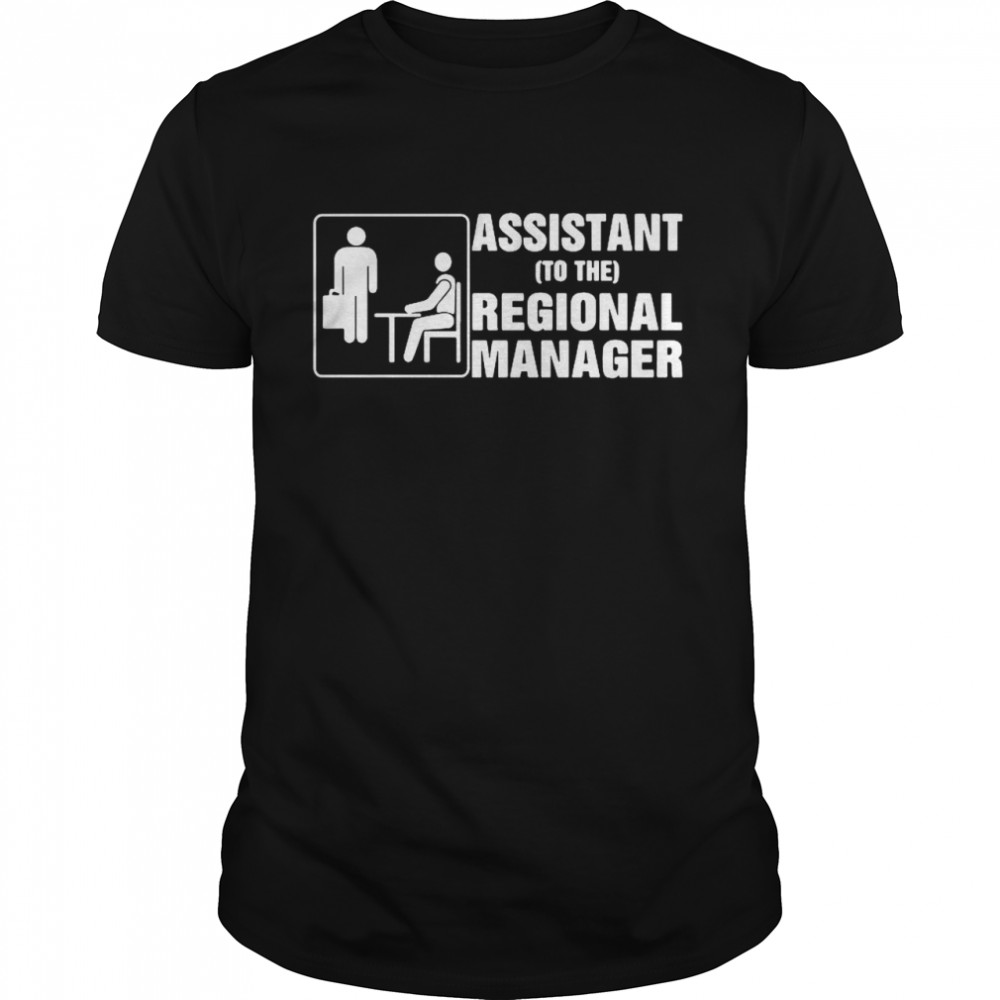 Assistant To The Regional Manager  Classic Men's T-shirt