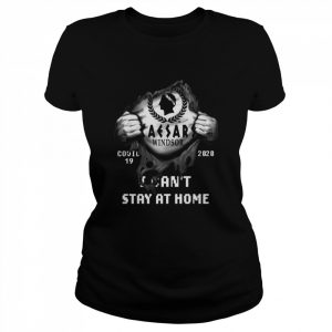 Blood Inside Me Caesars Windsor Covid 19 2020 I Cant Stay At Home  Classic Women's T-shirt