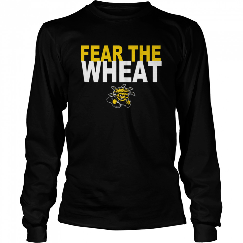 Fear The Wheat  Long Sleeved T-shirt