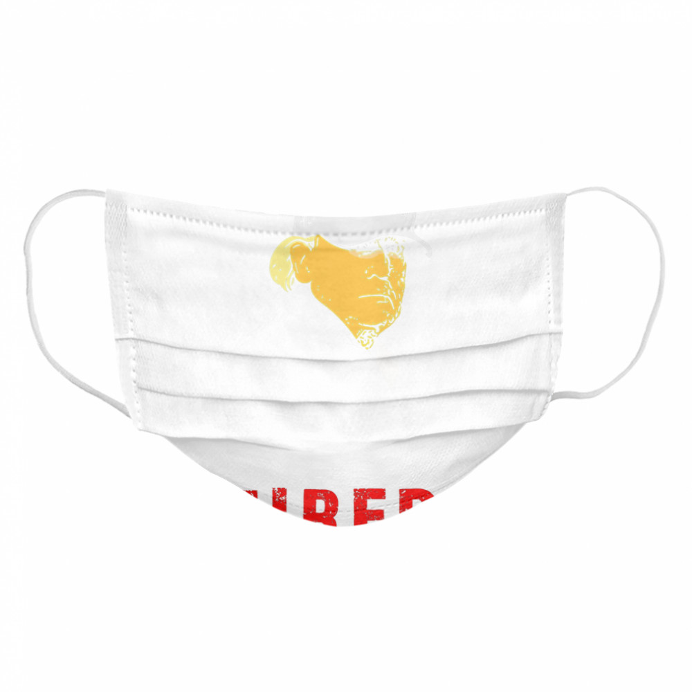 President Donald Trump Wear Hat Make America Great Again Fired 45  Cloth Face Mask
