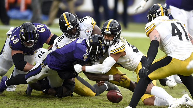 Steelers Ravens game postponed for third time