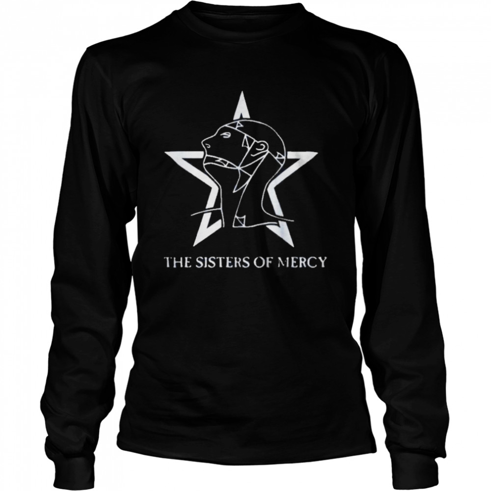 The sisters of mercy  Long Sleeved T-shirt