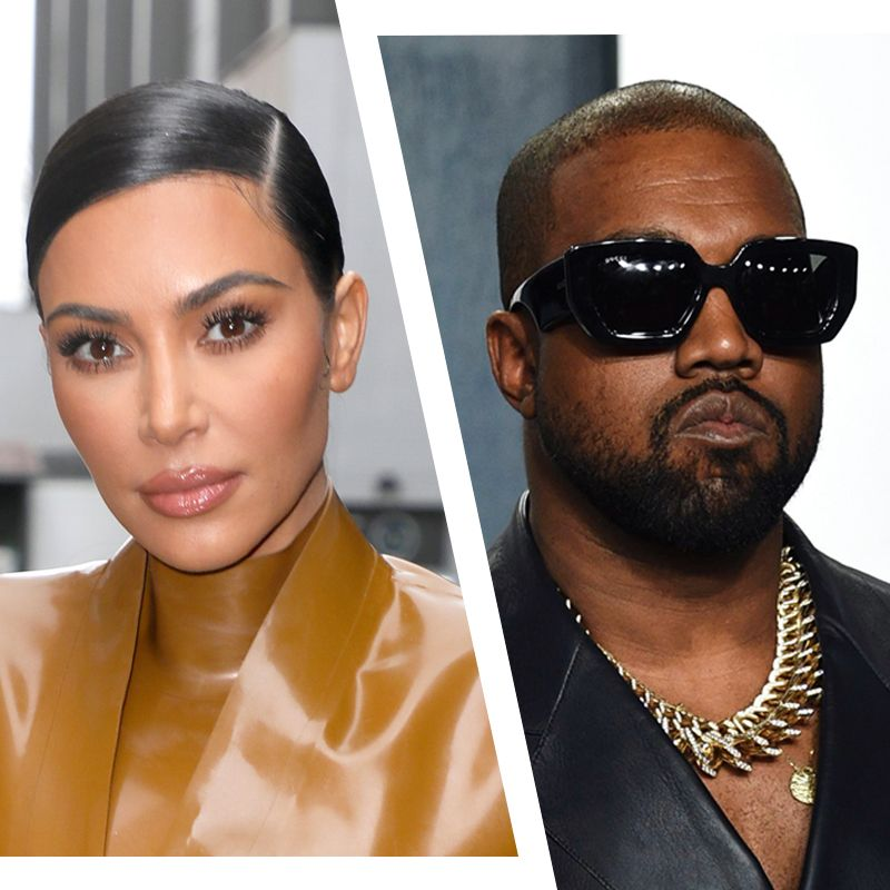 Kim Kardashian and Kanye West Don't Sound Too Together Right Now