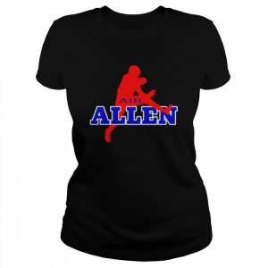 Air Allen Buffalo Bills 2021  Classic Women's T-shirt