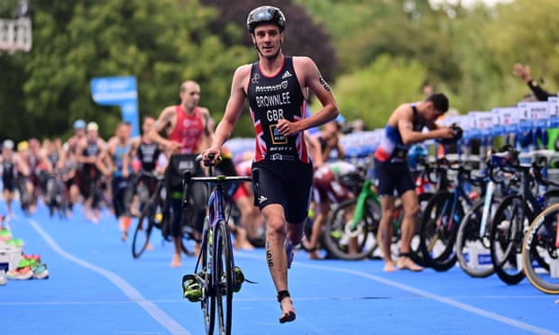 Alistair Brownlee 'I've got to make the most of it while I can'