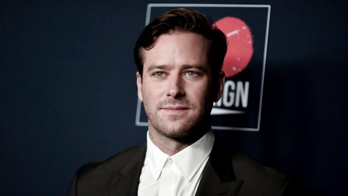 Armie Hammer's ex-girlfriend describes his lurid fantasies 'I want to take a bite out of you'