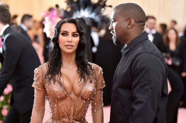 Kim Kardashian Is 'Not Rushing' To Divorce From Kanye West 'She Wants Them To Work'