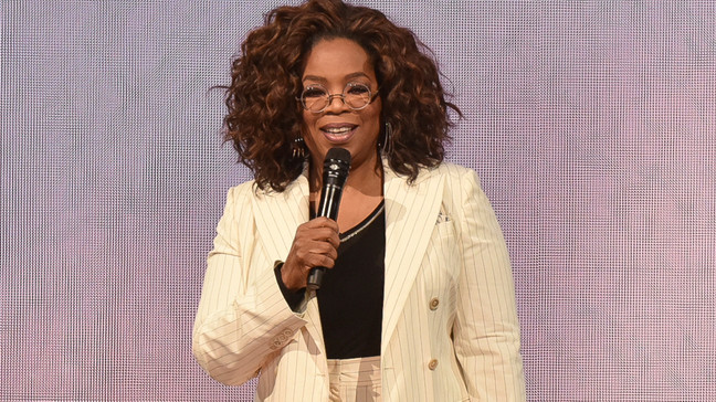 Oprah Winfrey documentary to release on Apple TV+