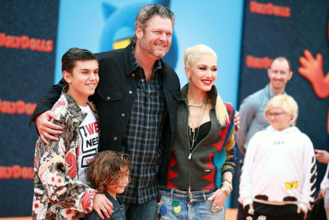 Blake Shelton Opens Up About Being Stepdad to Gwen Stefanis Sons Cant Imagine My Life Without Them