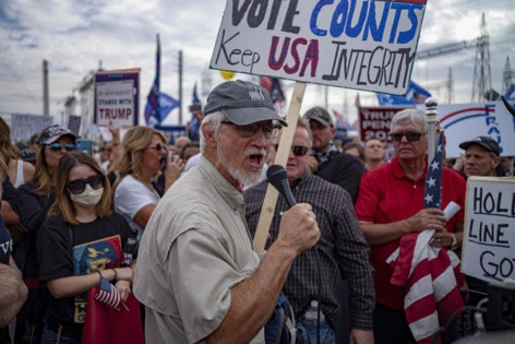 The battle over voting restrictions is playing out nationwide Arizona Republicans are leading the way