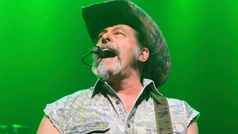 Ted Nugent who once dismissed COVID-19 sickened by virus