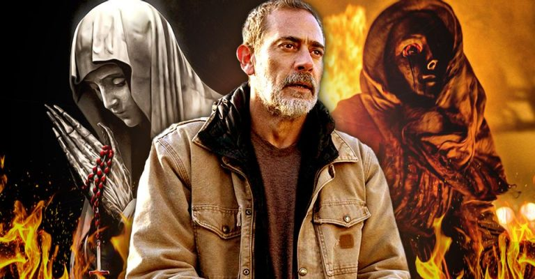 The Unholy Jeffrey Dean Morgan Exorcises His Character's Inner Demons