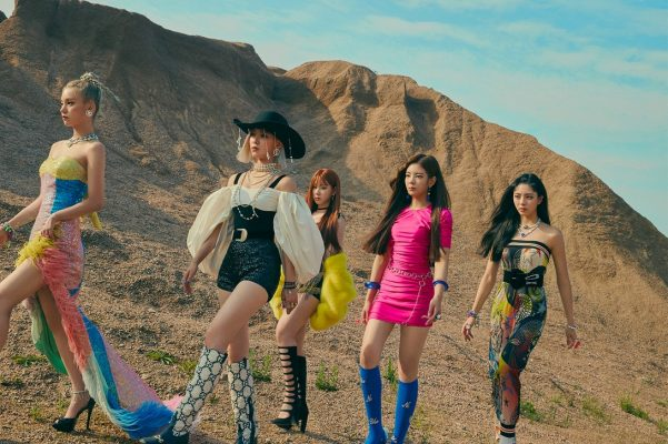 ITZY IS THE NEXT K-POP GIRL GROUP TO DOMINATE YOUR FEED