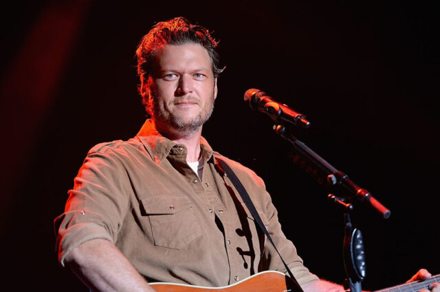 Blake Shelton Reveals How It Feels to Be Nominated for Awards With 'Best Friend' Gwen Stefani