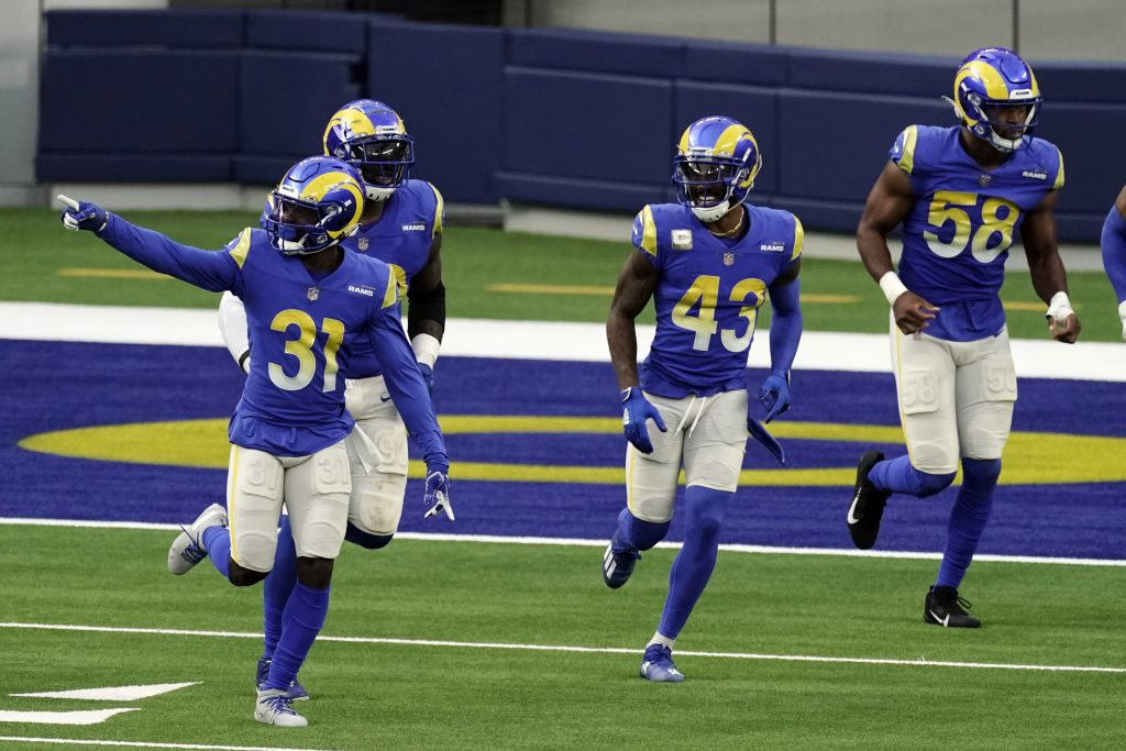 Looking Ahead at the Rams 2022 Free Agents