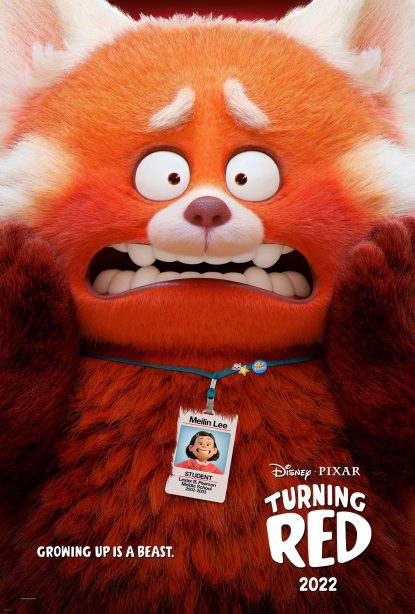 New Trailer Unveiled for Disney and Pixar's 'Turning Red'