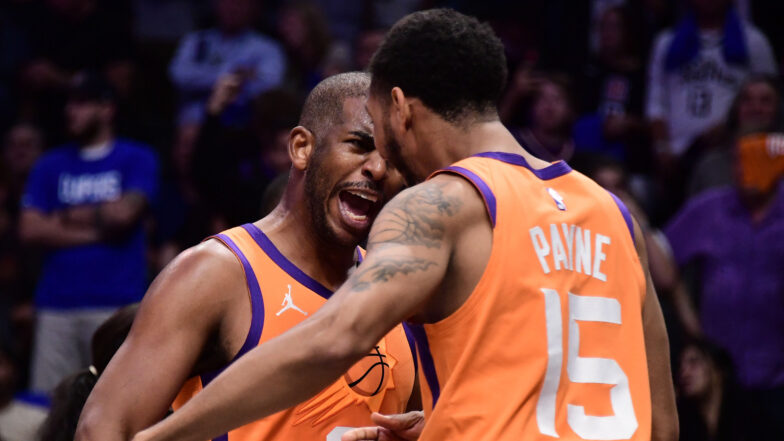 Chris Paul to sign huge 4-year deal with Phoenix Suns