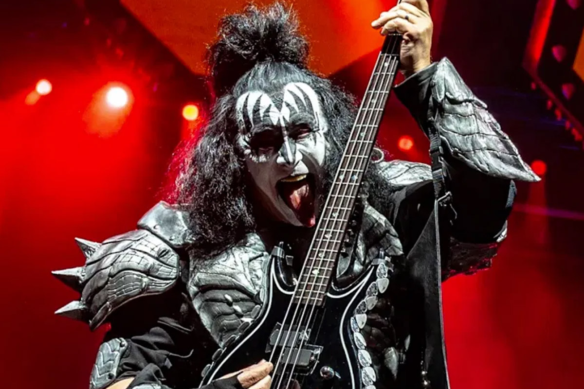 Gene Simmons Explains Why Retirement Has Become KISS's Only Option